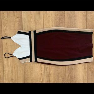 Windsor Bodycon Fall Dress